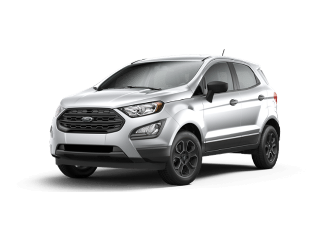 New 2018 Ford EcoSport S SUV for sale near Esko, MN